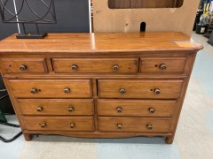 Legacy Classic Furniture 9 Drawer Dresser