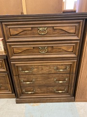 Basset 5 Drawer Dresser