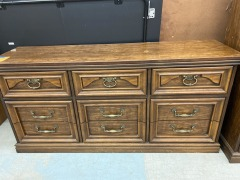 Basset 4 Drawer Dresser
