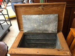 Antiques Ice Chest