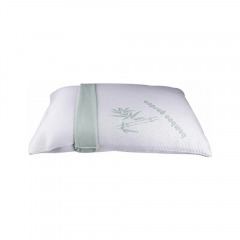 NEW Queen Size Bamboo Memory Foam Pillow