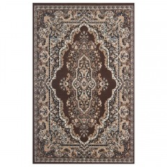 NEW Whistler Brown 5x8 Area Rug