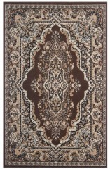 NEW Whistler Brown 8x10 Area Rug