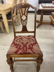Ornate Dining Chairs