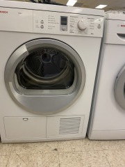 Bosch Axxis Series  24 Inch  Front Load Dryer