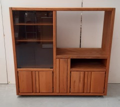 GENTLY USED Entertainment center