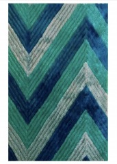 NEW Memphis Turquoise Area Rug