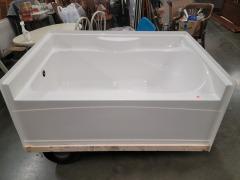 Left Hand Garden Tub 42x60\