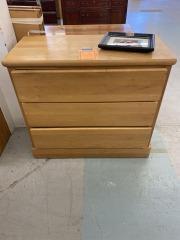 DIY Oak Dresser