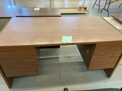 5 Drawer Computer Desk