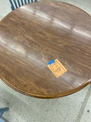 Kitchen Pedestal Table