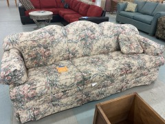 Broghill Floral Couch