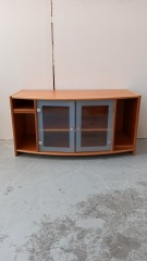 GENTLY USED Tv Stand