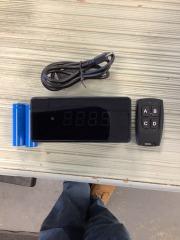 8 GB Video Recorder\/remote