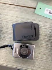 Canon LT 260 Zoom APS Camera\/Case