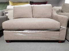 Beige Sectional Piece