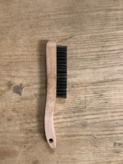 10\u201d Wire Brush