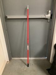 48\u201d Metal Extension Pole