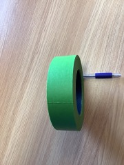 Green Painters Tape 1 1\/2'x 60yd