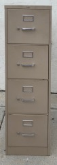 GENTLY USED 4 Drawer File Cabinet