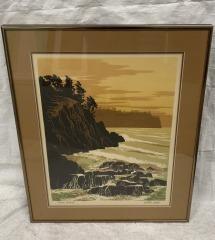 GENTLY USED Framed Artwork
