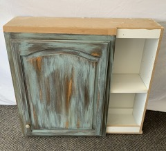 GENTLY USED Upper Cabinet 38.5\