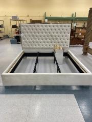 BRAND NEW Hungerford Upholstered King Platform Bed