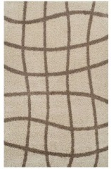 NEW Contempo Beige Area Rug 8'x 10'