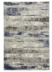 NEW Vista Grey Blue Area Rug 8'x 10'