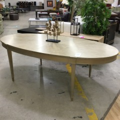 Caracole Oval Dining Table (no leaves) - BETTER\/NEW FURNITURE