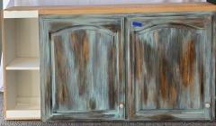 GENTLY USED Upper Cabinet