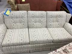 Floral Pattern Sofa