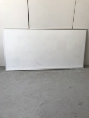 GENTLY USED White Board