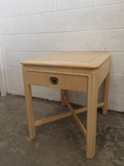 GENTLY USED Side\/End Table