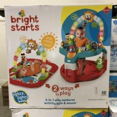 Bright Starts Activity Gym - HOUSEWARES