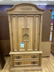 United Furniture 2 Piece Armoire