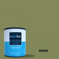 Moss Chalk Paint