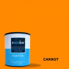 Carrot Chalk Paint