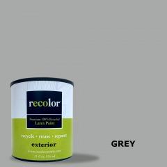 Grey Exterior Quart