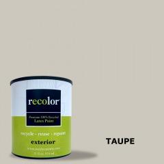 Taupe Exterior Quart Paint