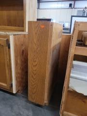 Light Oak Bottom Cabinet Piece