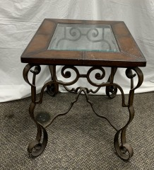 GENTLY USED End Table