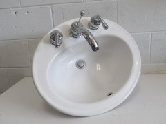 GENTLY USED Kohler Bathroom Sink