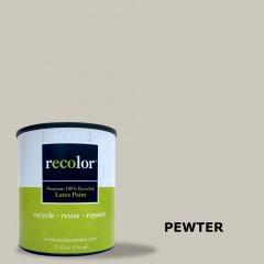 Pewter Wall Finish 5 Gallon