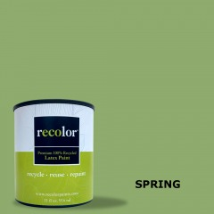 Spring Wall Finish Gallon
