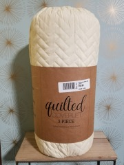 3pc Full\/Queen Quilted Coverlet