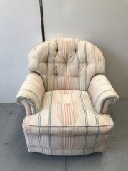 GENTLY USED Armchair