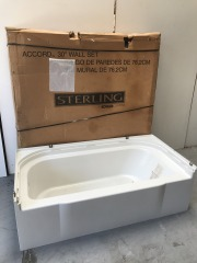 GENTLY USED Shower Enclosure