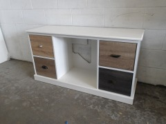 GENTLY USED TV\/Media Console