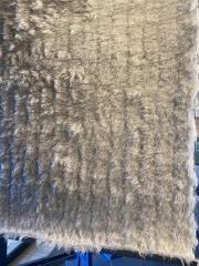 NEW Mcallen White Area Rug 5'x 8'